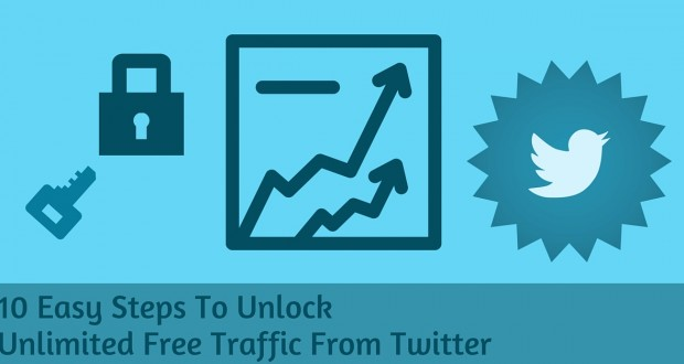 10 Easy Steps To Unlock Unlimited Free Traffic From Twitter