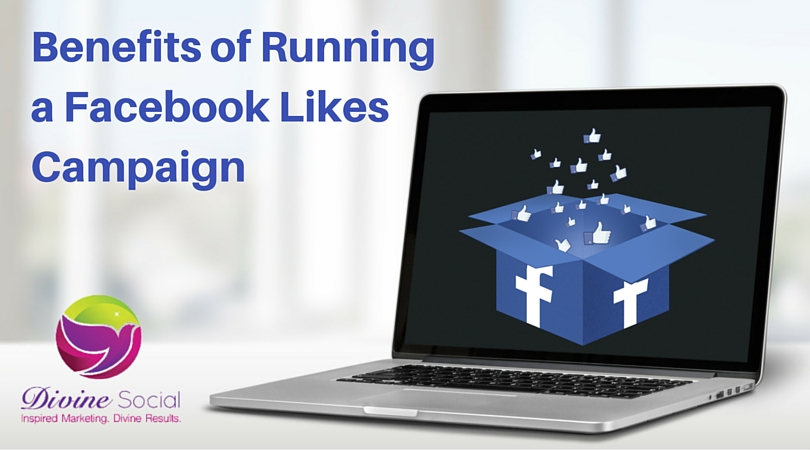 Benefits of Running a Facebook Likes Campaign